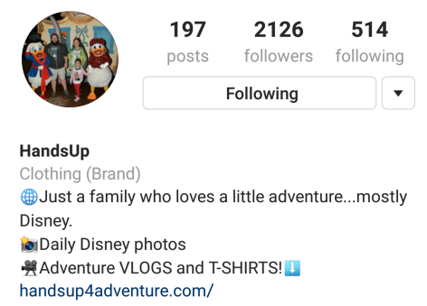 instagram.com/handsup4adventure